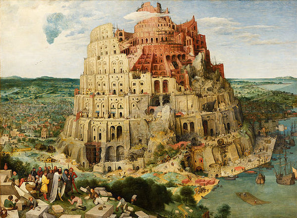 The Tower Of Babel Vienna